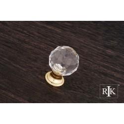 RKI CK 2AC Acrylic Hammered Knob