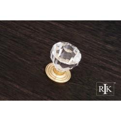RKI CK 3AC Diamond Cut Acrylic Knob