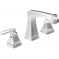 Delta 3564-MPU-DST Two Handle Widespread Lavatory Faucet Ashlyn™