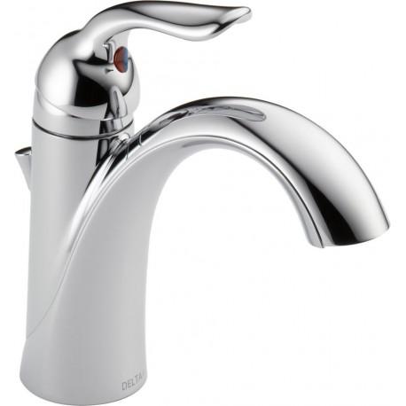Delta 538-MPU-DST Single Handle Centerset Lavatory Faucet Lahara®