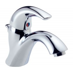 Delta 583LF-WF Single Handle Centerset Lavatory Faucet Classic