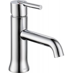 Delta 559LF-LPU Single Handle Lavatory Faucet - Less pop up Trinsic®