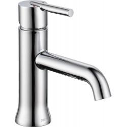 Delta 559LF-LPU Single Handle Lavatory Faucet - Less pop up Trinsic®