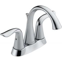 Delta 2538-MPU-DST Two Handle Centerset Lavatory Faucet Lahara®