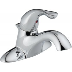 Delta 520-DST Single Handle Centerset Lavatory Faucet Classic