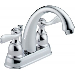 Delta B2596LF Two Handle Centerset Lavatory Faucet Windemere®