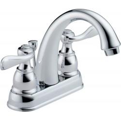 Delta B2596LF Two Handle Centerset Lavatory Faucet Windemere®