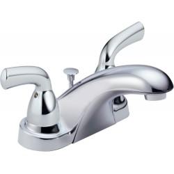 Delta B2510LF Two Handle Centerset Lavatory Faucet Foundations®
