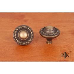RKI CK 760 Deco-Leaf Edge Knob