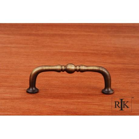 RKI CP 04 Decorative Elongated Colonial Pull