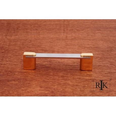 RKI CP 45 Two Tone Decorative Ends Pull