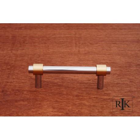 RKI CP 5 Two Tone Plain Rod Pull
