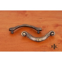 RKI CP 80 Ornate Curved Drop Pull