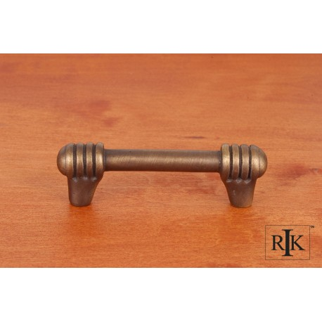 RKI CP 81 Distressed Rod with Swirl Ends Pull