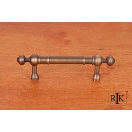 RKI CP 81 Plain Pull with Decorative Ends