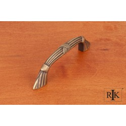 RKI CP 85 Ornate Bow Pull with Lines and Crosses