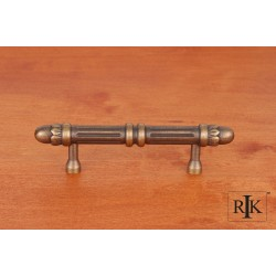 RKI CP 8 Lined Rod Pull with Petals @ End