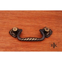 RKI CP 3709 Rope Bail Pull with Clover Ends
