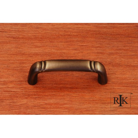 RKI CP 3710 Smooth Pull with Curved Lines @ End