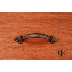 RKI CP 3713 Divet Indent Bow Pull with Gothic Ends