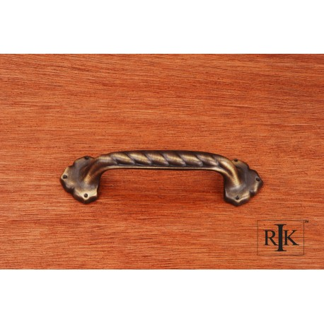 RKI CP 3714 Big Rope Pull with Clover Ends