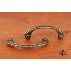 RKI CP 5617 Deco-Leaf Bow Pull
