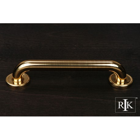 RKI GTBBA 3 Beaded Base Grab Bar