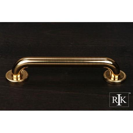 RKI GTBBA 5 Beaded Base Grab Bar