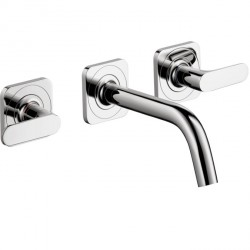 Axor 34315001 Citterio M Wall-Mounted Widespread Faucet