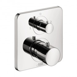 Axor 34725001 Citterio M Thermostatic Trim with Volume Control and Diverter