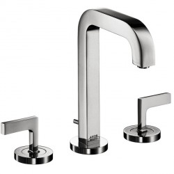 Axor 39135001 Citterio Widespread Faucet with Lever Handles