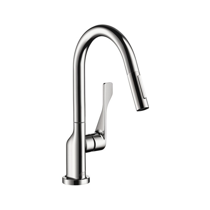 Axor Citterio  Spray Prep Kitchen Faucet Pull Down