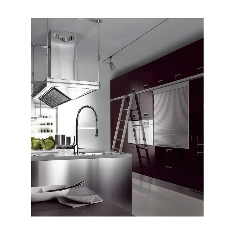 axor 39840001 citterio 2 spray semi pro kitchen faucet hansgrohe kitchen chrome faucet chrome kitchen hansgrohe