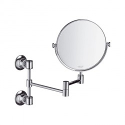 Axor 42090000 Montreux Pull-Out Shaving Mirror
