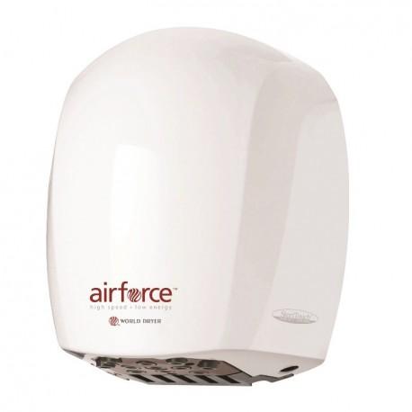 World Dryer Airforce Energy Efficient & Hygienic High-speed Hand Dryers