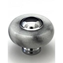 Cal Crystal JD-1 Marble Cabinet Circle Knobs