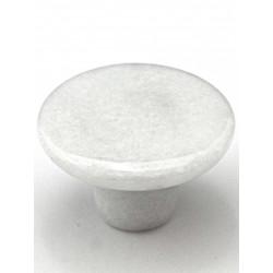 Cal Crystal RN Marble Cabinet Sphere Knob