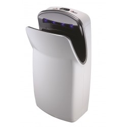 World Dryer VMAX Automatic Surface High-Speed Vertical Hand Dryers