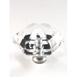 Cal Crystal M41 Crystal Hexagon Knob