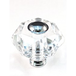 Cal Crystal M50 Crystal Hexagon Knob