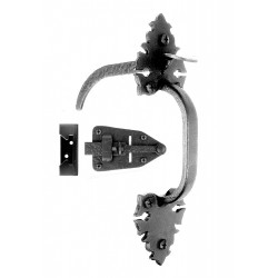 Acorn WT 502W Rim Latch Set