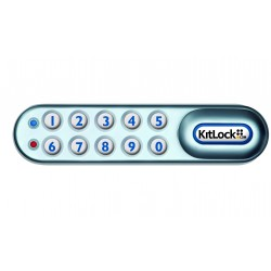 CodeLocks KL1000 Kitlock Digital Electronic Locker and Cabinet Lock