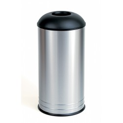 Bobrick B-2300 Floor-Standing Dome-Top Waste Receptacle
