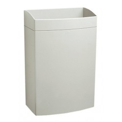 Bobrick B-5277 MatrixSeries Surface-Mounted Waste Receptacle