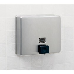 Bobrick B-4112 ConturaSeries Surface Mounted Soap Dispenser
