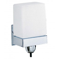 Bobrick B-155 B-156 ClassicSeries LiquidMate Wall-Mounted Soap Dispensers
