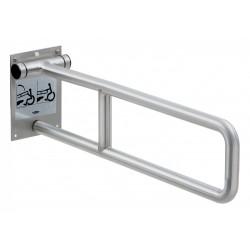 "Bobrick B-4998 Swing Up Grab Bar 29"" (74cm) Patented 1 1/4"" (32mm) Dia."