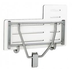 Bobrick B-5181 Reversible Folding Shower Seat