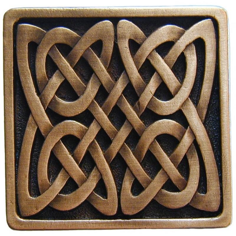 Notting Hill Nhk 157 Celtic Isles Knob 1 3 8 Square