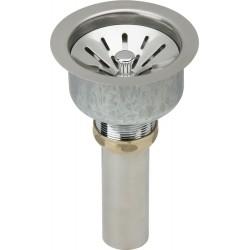 Elkay EFRU2816DBG Avado Stainless Steel Single Bowl Undermount Sink Kit